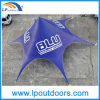 Customized Imprint Logo Dia 16m Beach Star Tent for Shade
