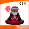 Customized Outdoor Giant Inflatable Santa for Merry Christmas H1-003