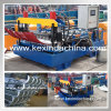 Arched Roof Panel Forming Machinery Curving Machine