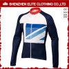 Custom High Quality Sublimation Long Sleeve Cycling Wear Jerseys (ELTCJI-8)