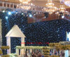 LED Star Curtain for Party Wedding Backdrops