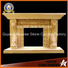 Limestone Fireplace Surround Fireplace Mantel