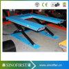 2500kg 3000kg Hydraulic Electric U Type Low Scissor Lift Table