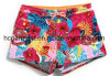 Strip/Solid 4 Way Fabric Quickly Dry Beach Wear, Board Shorts for Women/Lady