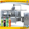 Automatic Carbonated Juice Filling Machinery