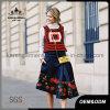 Ladies Color Combination Handmade Crochet Sweater Vest