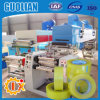 Gl-500d Cellophane BOPP Sealing Carton Tape Machine