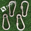 Stainless Steel Snap Hook with Eyelet DIN5299d