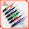 Promotional Plastic Logo Ball Pen for Advertising Printing (BP0258)