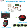 Waiter Calling System Durable Pager Transmitters for Restaurant