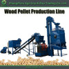 500kg 1000kg 2000kg Biomass Rice Husk Wood Sawdust Pelletizing Machine Line Supplier