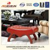 Modern Hotel Living Room Furniture Leather Footstool