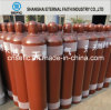 High Pressure Seamless Steel Sf6 Gas Cylinder