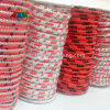 Double Braided Striped PP/Polypropylene Round Cord Rope