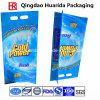 Heat Seal Washing Powder Plastic Packing Bag with Custom Logo