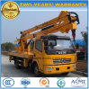 20m LHD Rhd Over Head Operation High Lift Working Truck for Sale