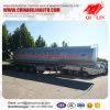 Spcecial Vehicle 43cbm Aluminum Alloy Tanker Semi Trailer for Edible Oil Transportation