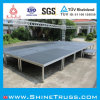 Height Adjustable Aluminum Stage