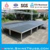Height Adjustable Aluminum Stage