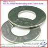 Zinc Plated Carbon Steel DIN6916 Round Washers for Friction Grip Bolts
