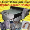 Wonderful Synthetic Leather Digital Printing Machine (113*250cm Print Size)