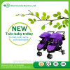 Greensky Twins Baby Stroller /Double Seat Baby Stroller
