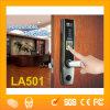 Battery Powered Fingerprint Pin Code Lock La501