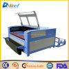 Dek-1810 Textile Auto-Feeding CO2 Laser Cutting Machine Double Cutting Head