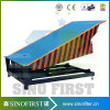 Electric Hydraulic Truck Loaded Stationary Dock Ramp