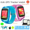 Children GPS Tracker Watch with Touch Screen and Sos Button (Y15)