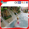 Wholesale Stainless Steel Swimming Pool Decorative Waterfall