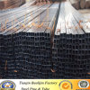 "100X100mm/4""X4"" Black Square Annealed Square Steel Pipe"
