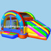 Rainbow Inflatable Castle (ACE2-68)
