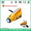 Crank Dynamo Torch Radio for Emergency (XLN-288C)