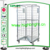 Supermarket Metal Laundry Transportation Trolley