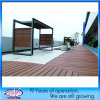 WPC Eco Friendly Wooden Plastic Composite Flooring Boards / Decking