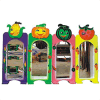 China Children Indoor Plastic Toy Fruit Theme Magic Distorting Mirror for Magic Mirror Sale (JS8192)