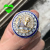 2017 Golden State Warriors National Basketball World Championship Ring