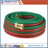 Flexible 5/16′′ 3/8′′ Oxygen Acetylene Twin Hose