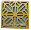 Carved Grille MDF Wodden Decorative Panel (WY-52)