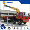 12ton Telescopic Boom Truck Mounted Crane Sq12sk3q