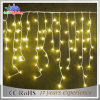 Warm White Christmas Outdoor Decoration LED Icicle Fairy Lights