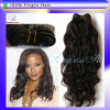China Wholesale Unprocessed 100% Bazilian Virgin Natural Curl Hair Weft