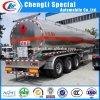 40000L Petrolier Aluminium Camion - Citerne Remorque