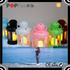 Star Pantern Colorful Selection Hanging LED Candle Lamp Decoration