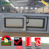Wooden Color Plastic PVC Profile Interior Sliding Window
