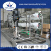 High Pressure Reverse Osmosis Water Treatment Line with FRP Cover