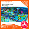High Quality Large Maze Indoor Games Playground Equipment for Sale