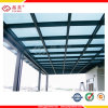 Ten Years Warranty Twin Wall Polycarbonate Sheet