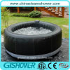 Computerized Inflatable Round Jakuzzi Bathtub (pH050011)